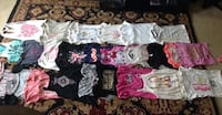 Big girl assorted clothes Silver Spring