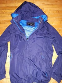 blue zip-up jacket GEORGE Winnipeg, R2W 0S1