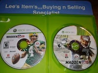 2 MADDEN GAME'S  Ewing Township, 08638