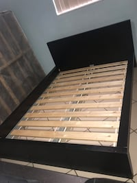 Full ikea bed  Hialeah, 33012