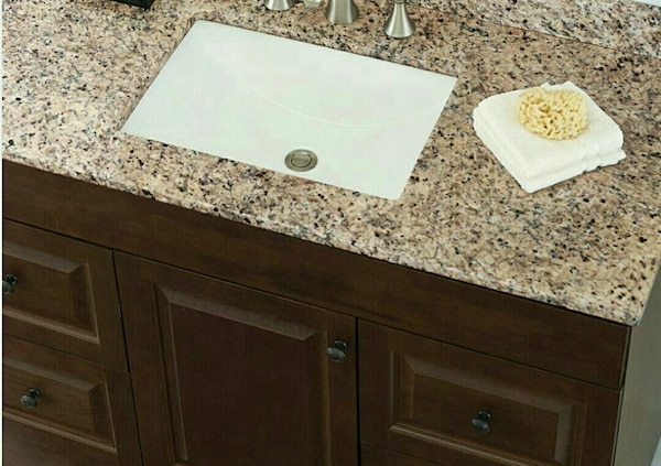 Used New Home Decorators Collection 49 Vanity Top For In Norcross Letgo