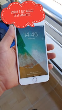 İphone 8 plus gold 64gb Gölköy, 52600