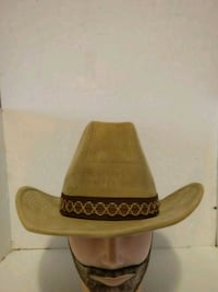 BOOT HILL COWBOY HAT SIZE 7-7.5
