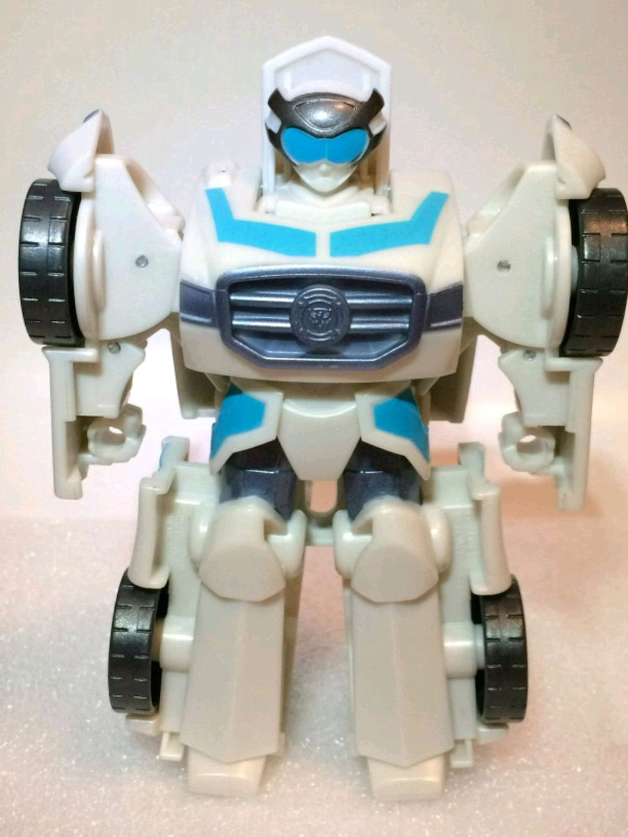 Playskool Heroes Transformers Rescue Bots Rescan Quick Shadow Action Figures Toy