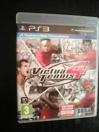 PS3 Virtual tennis 4 Barcelona, 08003