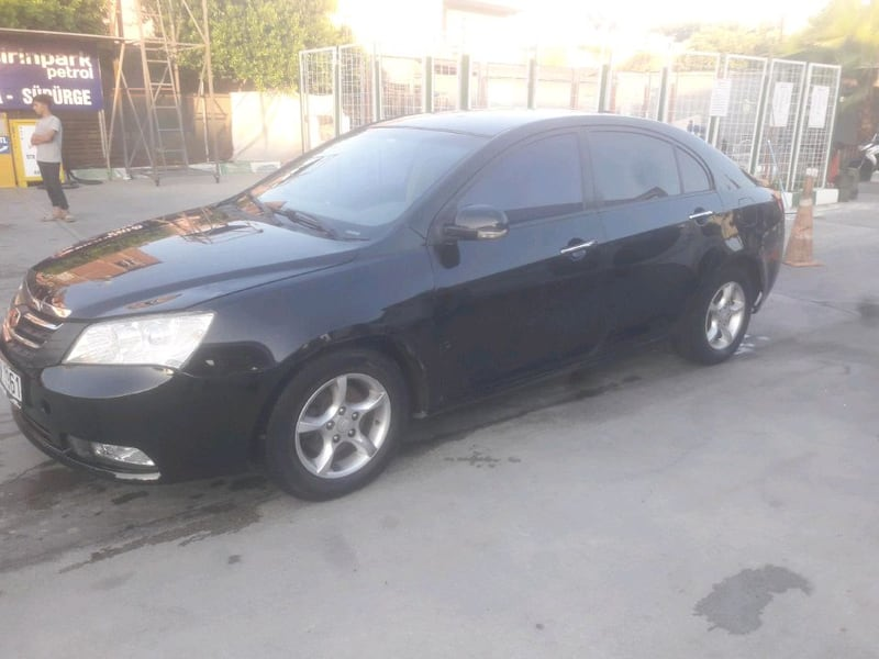 2010 Geely EC7 EMGRAND 1
