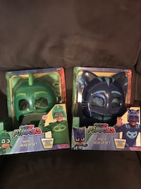 New Pjmask: includes shirt and mask, $10 each Buena Park, 90620