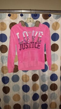 Girls justice jacket size 10 in good condition Johnson City, 37601