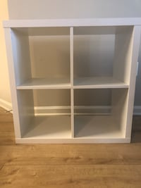 IKEA KALLAX White Shelf Unit Arlington, 22201