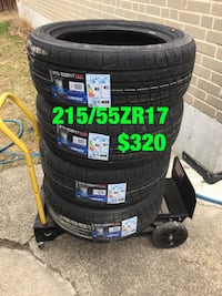215/55R17 brand new all season tire  Richmond Hill, L4C 2V8