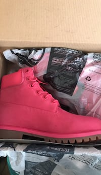 Pink Timberlands Size 5.5 Chevy Chase, 20815
