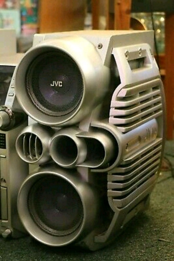 Jvc hx-gx7 speakers
