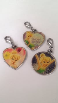 Tinker Bell Charms