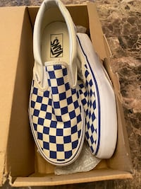 Vans RoyalBlue/Wht Woodbridge, 22191
