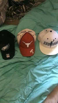 hats  30 dollars for all of them  Pennsville, 08070