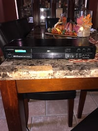 Toshiba DVD player  1701 mi