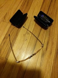 Calvin Klein foldable glasses +1.50