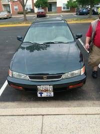 dark-green Honda Civic Frederick, 21703