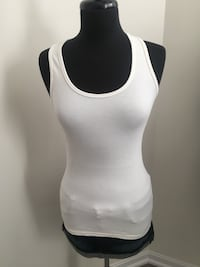 New white TNA tank size Medium