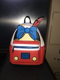 Disney Loungefly Pinocchio Mini Backpack