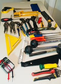 Variety of tools flooring tools Ect Burnaby, V5A 4W3