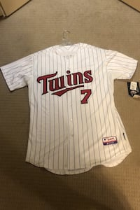 Signed Joe Mauer Twins Jersey (comes with the receipt)