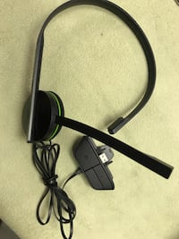 Original Microsoft wired headset model 1564 for Xbox one with microphone  Lexington Park, 20619