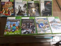 Xbox 360 games Windsor, N9A 5H4