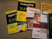 9 books. Digital media podcast youtube Reston, 20190