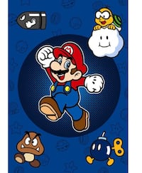 Super Mario bedding set Toronto, M4B 3B3