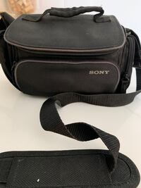 Camera bag with strap - Sony