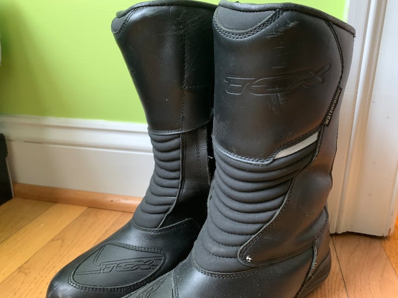 Women's motorcycle boots 85dce4bc-55f5-440d-a02d-476eda460ef4