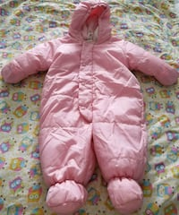3-6 month snowsuit  Guelph
