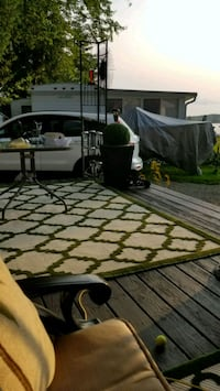 2 Outdoor area rugs Barrie, L4M 5S6