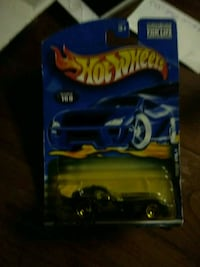 blue and yellow plastic toy car Oklahoma City, 73127