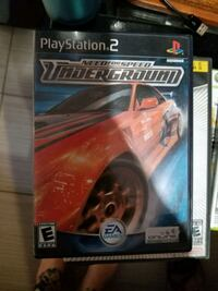 PS2 GAMES Need for Speed