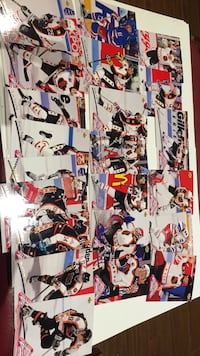 1992-93 Upperdeck All Star Locker Set  New Tecumseth, L9R