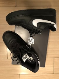 Black & white Nike Air Force 1 Premium  Condition 10/10 Size: 9 $160 Toronto, M5V 4A9