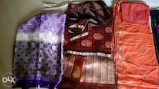 variety of textiles