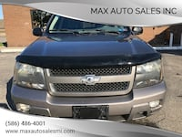 Chevrolet-TrailBlazer-2006 Warren