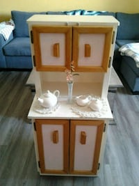 ADORABLE Child's cabinet $25,