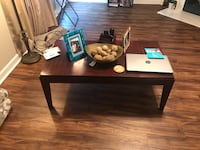 Wooden table and 2 bar stools Rock Hill, 29732