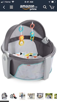 Fisher Price on to go dome Brampton, L7A 1Y9