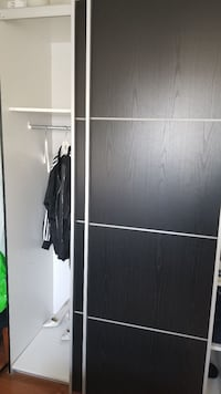 jysk closet wardrobe with shelves St. Catharines, L2T 1S6