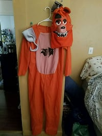 five nights at Freddy's FOXY halloween costume 14+ Worcester, 01604