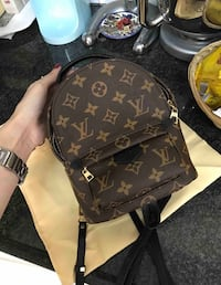LV PALM SPRINGS MINI BACKPACK (rep) Surrey