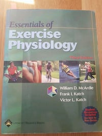 Essentials of Exercise Physiology Oslo, 1169