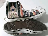 Converse All Star high top shoes size 9,bran new  Windsor, N9A 2T4