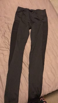 black and gray sweat pants College Park