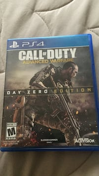 call of duty advanced warfare ps4 game Vaughan, L6A 1V8